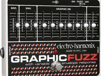 Ehx graphic fuzz