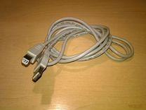 Кабель USB2.0 USB A(m) - USB B(m)