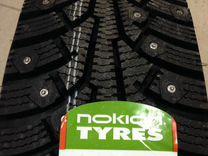 Новые шины 175 70 13 nokian nordman 5 шиповка