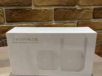 Усилитель сигнала WiFi адаптер Xiaomi Power Line
