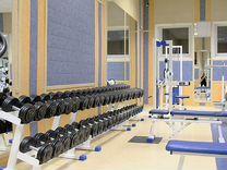 Комплект тренажеров для зала — Хобби и отдых в Геленджике