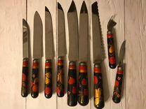 Набор ножей СССР