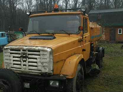 Поливомоечная машина ко-713-Н
