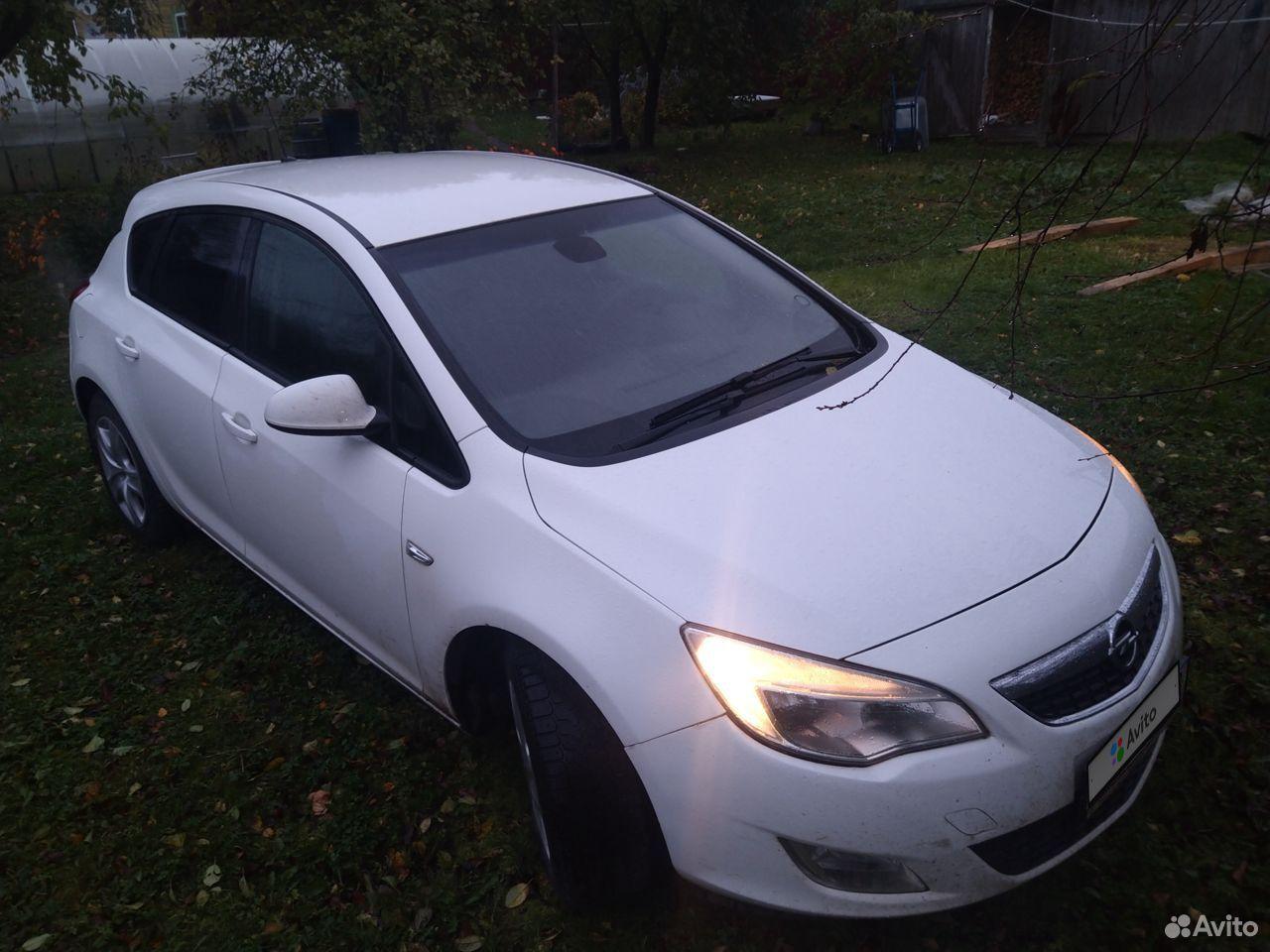 Opel Astra, 2012  89062214251 купить 3