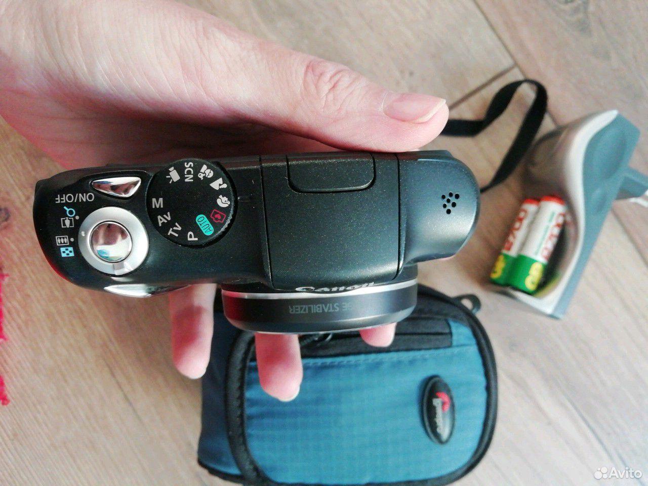 Фотоаппарат Canon+аккумы+зарядка+чехол  89185481344 купить 4