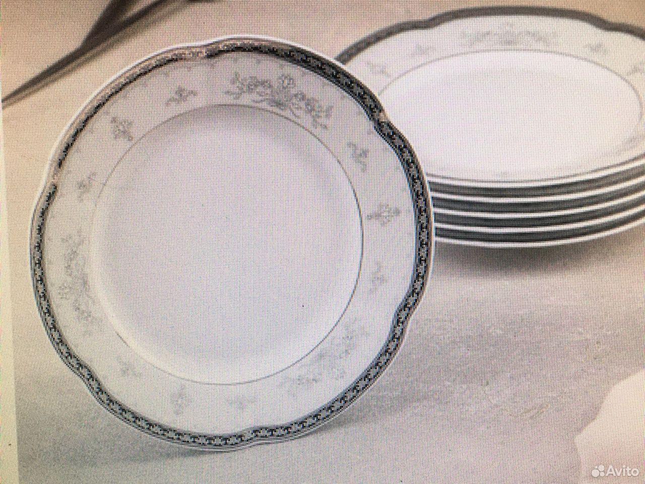 Набор тарелок Польша 89509158637 купить 1