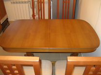 Стол + 4 стула Палермо 1. В Колпино