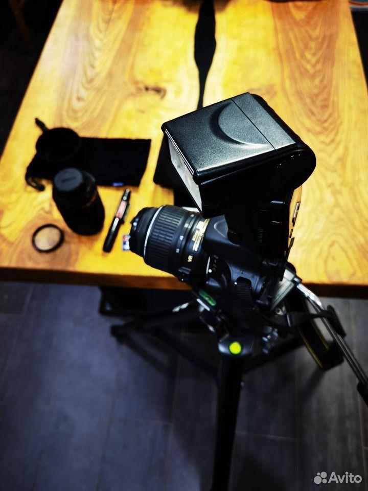 Зеркальный фотоаппарат Nikon D5100 Dauble VR Обмен  89185656006 купить 5