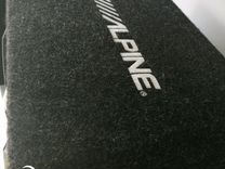 Сабвуфер Alpine 600w