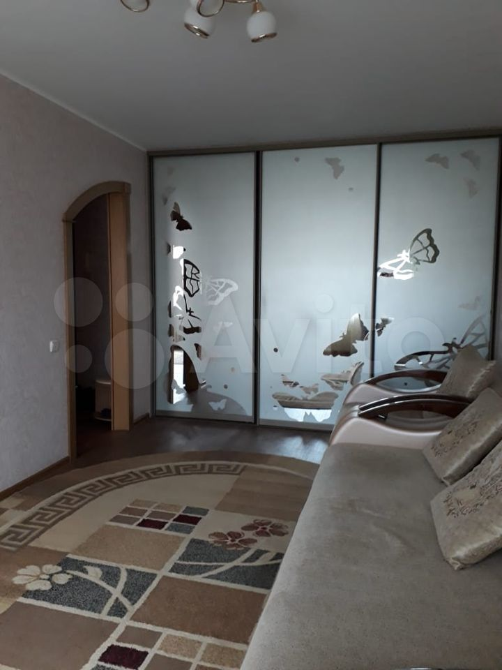 1-к квартира, 33 м², 4/9 эт.  89609562458 купить 3