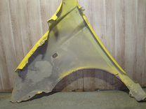 Крыло П/П Chevrolet Spark 2 (M200/M250)