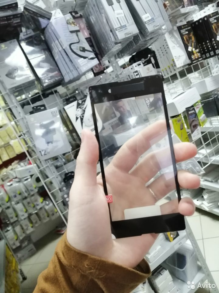 Touch Sony Xperia E3 (черный)  89003081353 купить 5