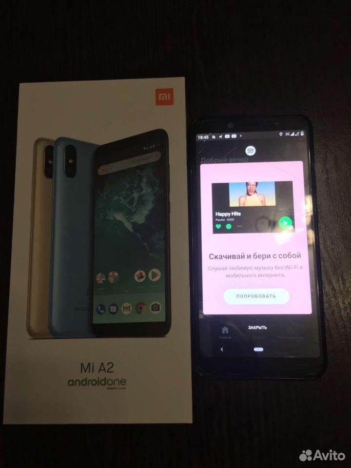 Xiaomi Mi A2 Black 64 GB  89805784113 купить 1