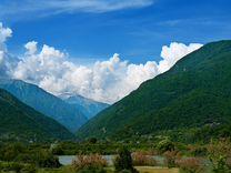Живописная Абхазия