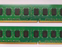 Оперативная память ddr3 Elixir 4gb (2x2gb)