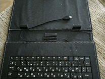 Клавиатура-книжка с usb