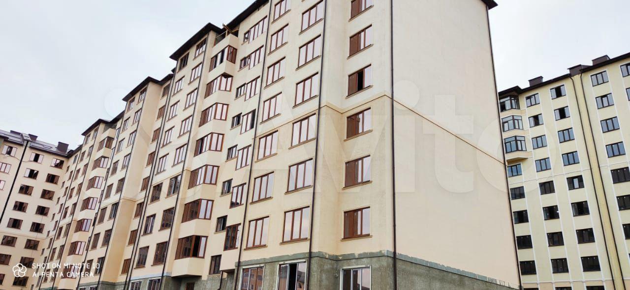 1-к квартира, 44 м², 9/10 эт.  89280756427 купить 3