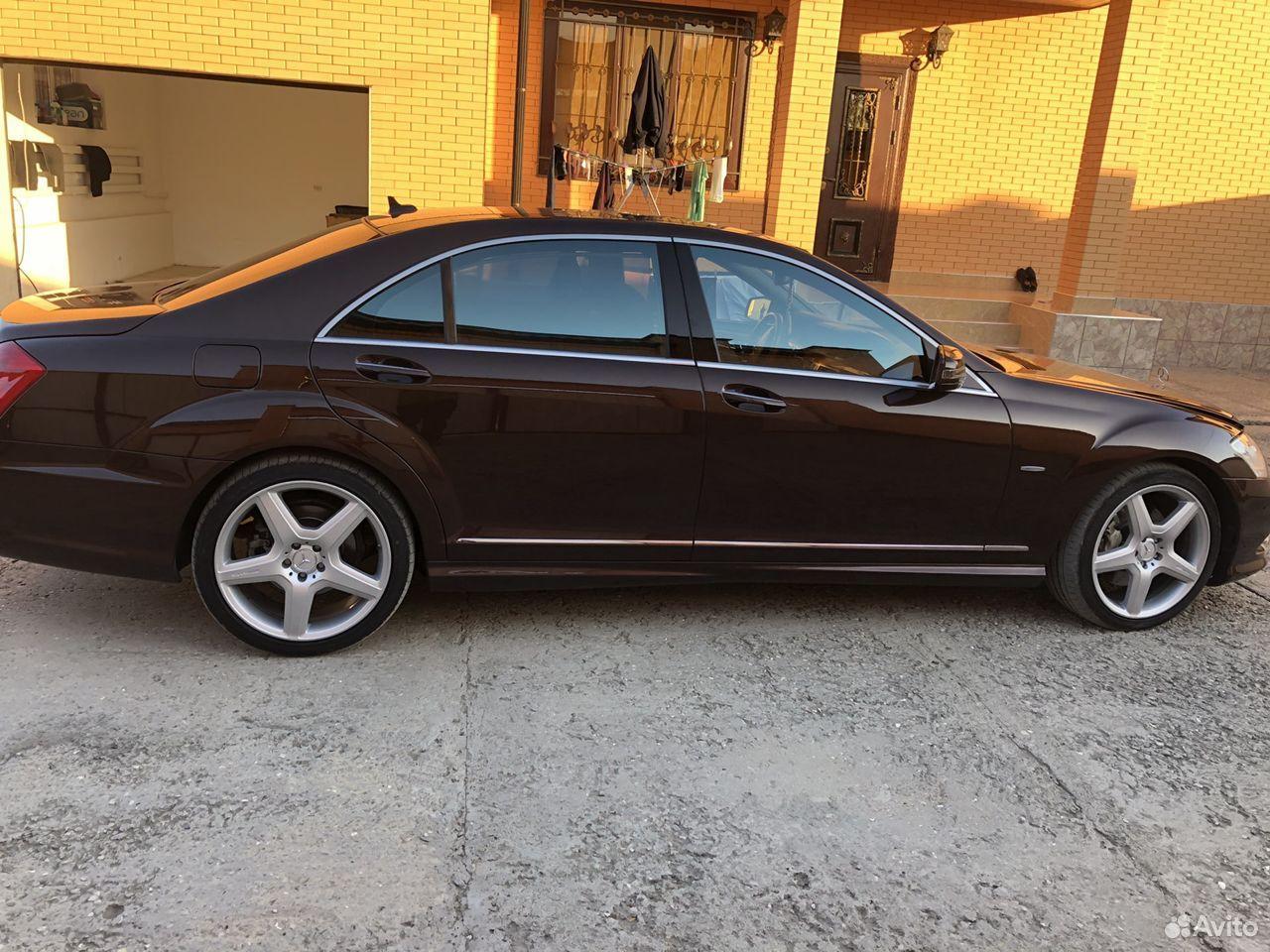 Mercedes-Benz S-class, 2010 89280022002 buy 5