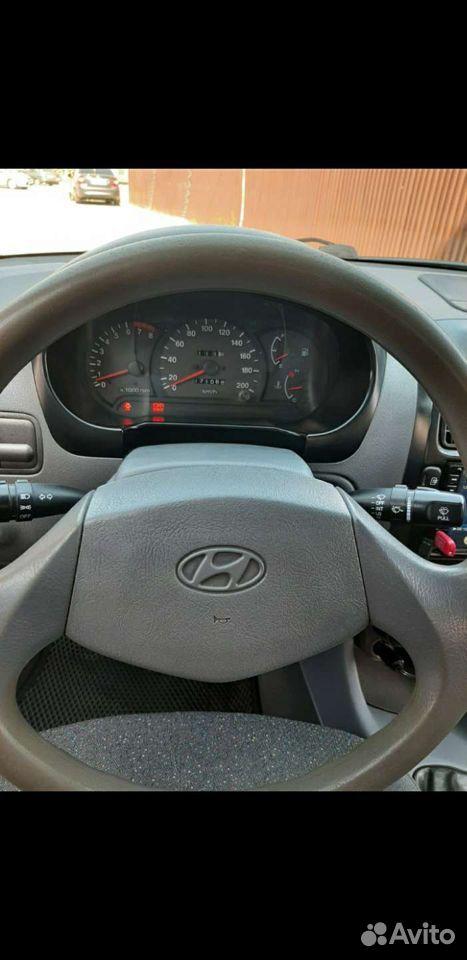 Hyundai Accent, 2008  89635944025 купить 10