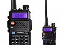 Рация baofeng UV-5R (UHF/VHF) новые гарантия