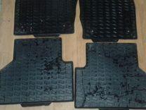 Автомобильные коврики резиновые