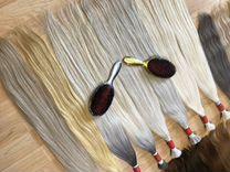 Срезы южно-русских И славянских волос