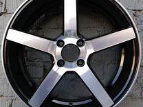 Новые диски Vossen CV3 R17 на Rio, Solaris, Vesta