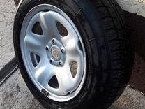 Колеса на газ 31105