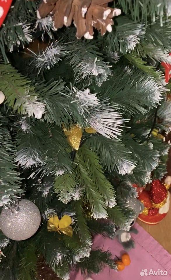 елка искусственная новогодняя  89226550927 купить 2