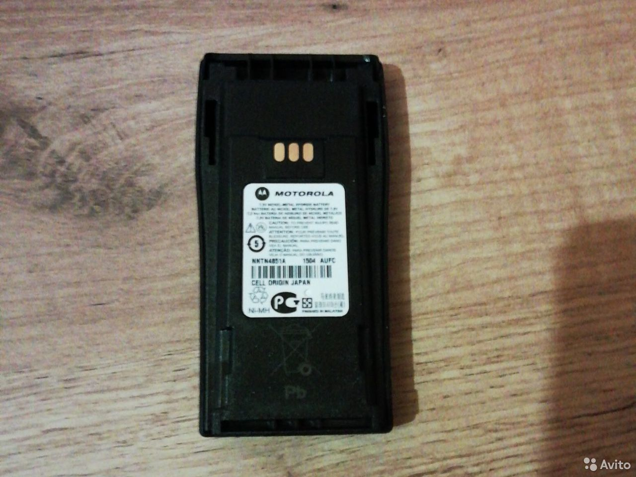 Оригинальная батарейка новая
