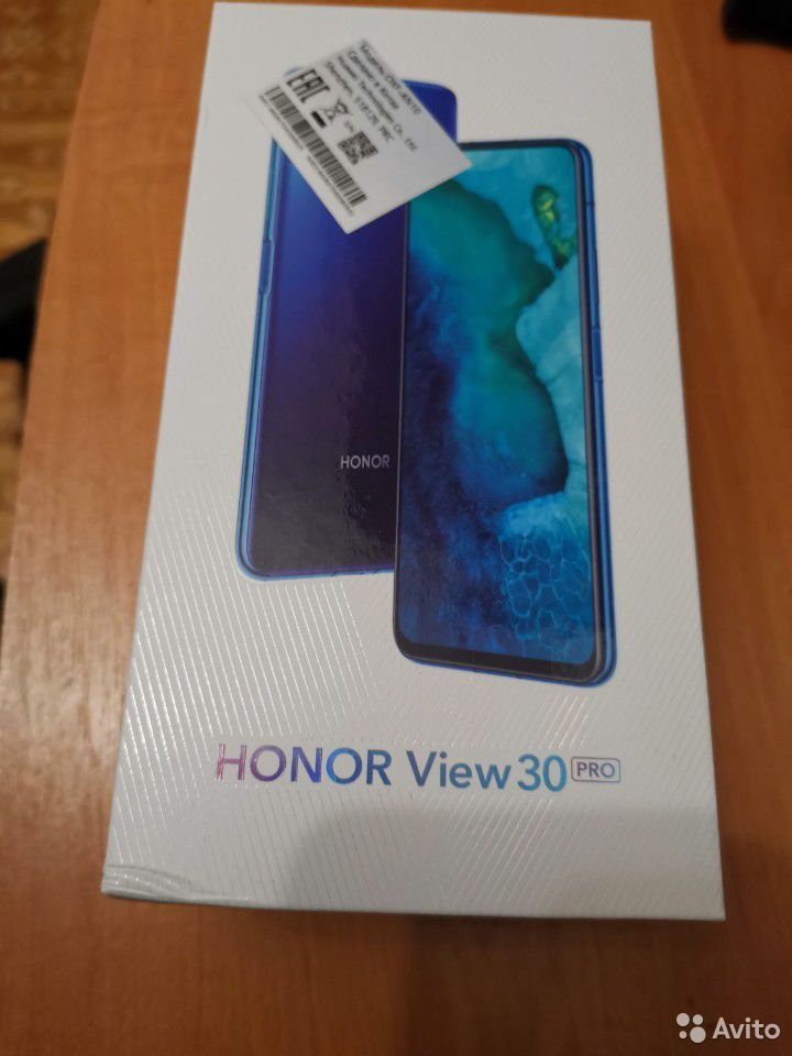 Honor view 30 pro
