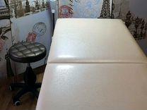 Кушетка косметологическая складная (массажный стол