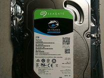 Жесткий диск Seagate SkyHawk 2 Tb 3.5