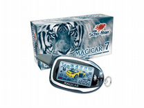 Scher-Khan Magicar 7S с автозапуском с установкой